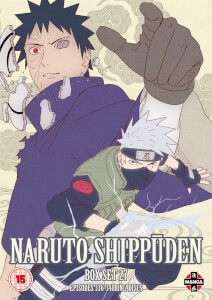 Naruto Shippuden - Box 27 (Episodes 336-348)