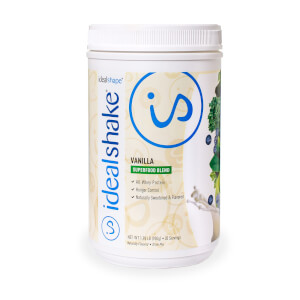 IdealShake Superfood Blend Vanilla Stevia Flavored