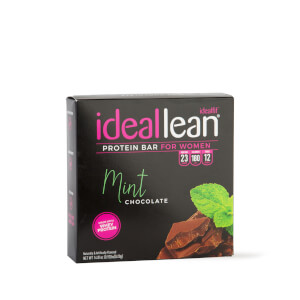 IdealLean Protein Bar Mint Chocolate