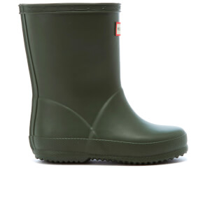 Hunter Toddlers' First Classic Wellies - Cactus