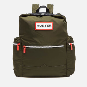 Hunter Original Mini Nylon Backpack - Dark Olive