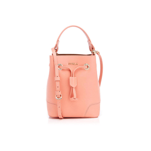 Furla Women's Stacy Mini Drawstring Bag - Pesca B