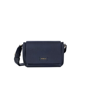 Furla Women's Capriccio Mini Cross Body Bag - Navy B