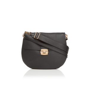 Furla Women's Club M Cross Body Bag - Onyx