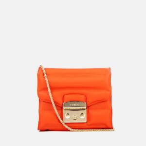 Furla Women's Metropolis Oxygen Mini Cross Body Bag - Mango B