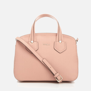 Furla Women's Giada S Tote Bag with Zip - Moonstone