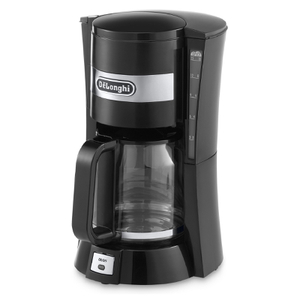 De'Longhi ICM15210 Filter Coffee Maker - Black