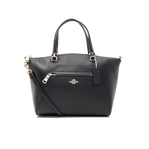 Coach Women's Prairie Satchel Bag - Black