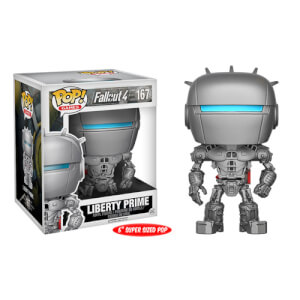 Figurine Pop! Liberty Prime Fallout 15cm