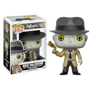 Fallout Nick Valentine Pop! Vinyl Figure