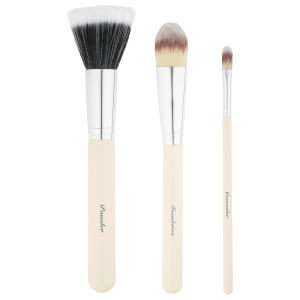 Набор кистей для ретуши лица The Vintage Cosmetics Company Airbrush Make-Up Brush Set