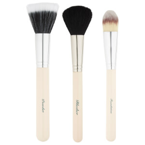 The Vintage Cosmetics Company Essential Make-Up Brush Set