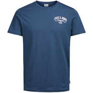 Jack & Jones Men's Originals Howdy T-Shirt - Blue