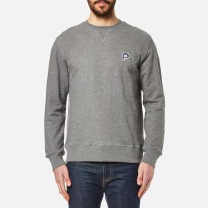 Penfield Men's Redlands Crew Neck Sweatshirt - Grey