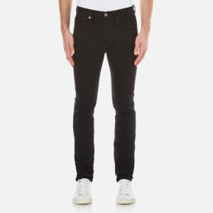 Levi's Men's 501 Skinny Jeans - Black Punk