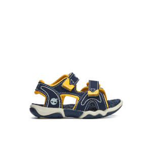 Timberland Toddlers' Adventure Seeker 2 Strap Sandals - Navy/Yellow