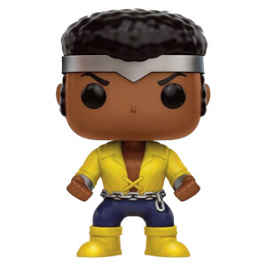 Figurine Pop! Luke Cage Classic - Exclu Previews Marvel
