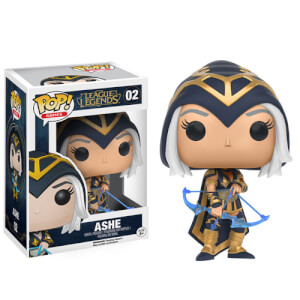 Figura Pop! Vinyl Ashe - League of Legends