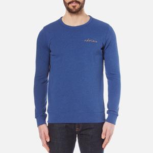 Maison Labiche Men's Notorious Sweatshirt - Ultra Marine Blue