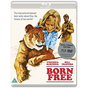Born Free - Dual Format (Includes 2D Version)