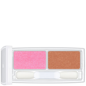RMK Face Pop Eyes - Red Brown Beige