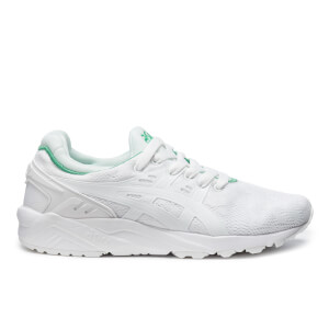 Asics Women's Gel-Kayano Evo Mesh Trainers - White/White