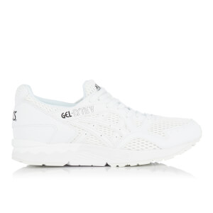 Asics Men's Gel-Lyte V 'Open Mesh Pack' Trainers - White/White