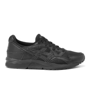 Asics Men's Gel-Lyte V Trainers - Black/Black