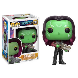 Guardians of the Galaxy Vol. 2 Gamora Funko Pop! Vinyl
