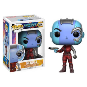 Guardians of the Galaxy Vol. 2 Nebula Funko Pop! Vinyl
