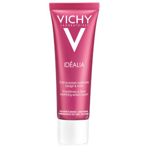 Vichy Idealia Smooth & Glow Mattifying Sorbet Cream - 50ml