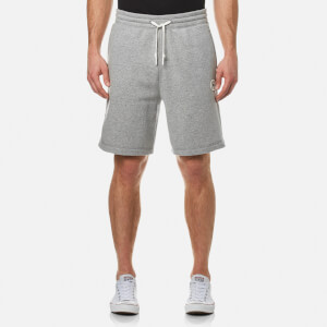 Converse Men's Core Shorts - Vintage Grey Heather