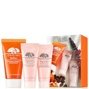 Origins Easy Glow Skincare Set (Free Gift)