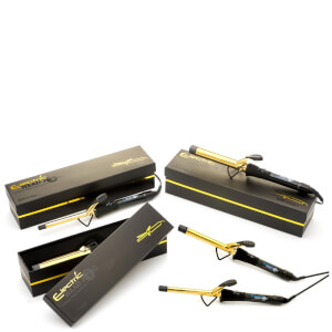 Electric Head Jog Gold Titanium Waving Iron - 25mm: Image 2