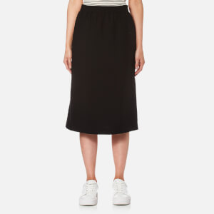 A.P.C. Women's June Skirt - Black
