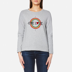 A.P.C. Women's Gramercy Sweatshirt - Grey