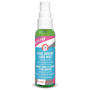 First Aid Beauty Vital Greens Face Mist + Setting Spray