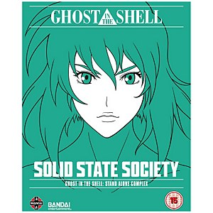Ghost In The Shell: SAC - Solid State Society