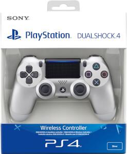 Sony PlayStation 4 DualShock 4 V2 Silver