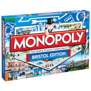 Monopoly Board Game - Bristol Edition