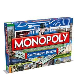 Monopoly - Canterbury Edition