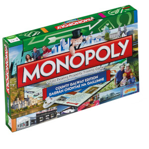 Monopoly Board Game - Galway Edition