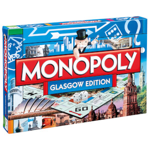 Monopoly Board Game - Glasgow Edition