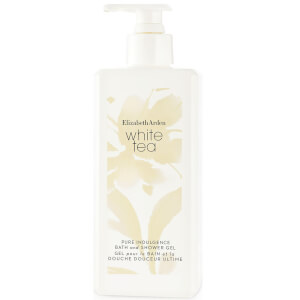 Gel de ducha White Tea de Elizabeth Arden 400 ml