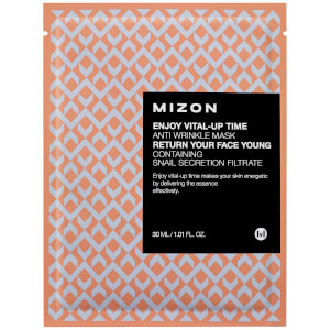 Mizon Enjoy Vital-Up Time Anti-Wrinkle Mask Set 30g