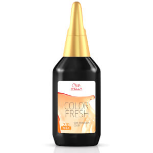 Wella Colour Fresh Fresh Black 2/0 75ml: Image 1