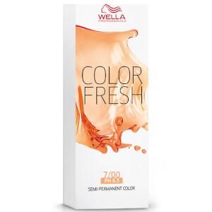 Wella Colour Fresh Medium Natural Blonde 7/00 75ml: Image 2