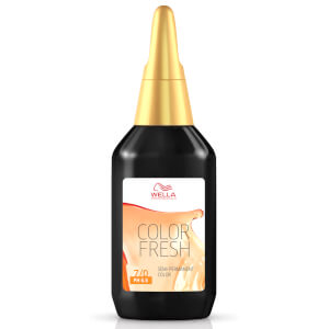 Wella Color Fresh Medium Natural Blonde 7/00 75ml