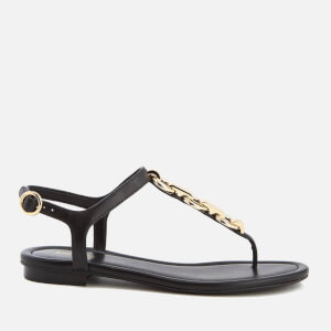 MICHAEL MICHAEL KORS Women's Mahari Toe Post Sandals - Black