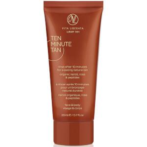Vita Liberata Ten Minute Tan 20ml (Free Gift)